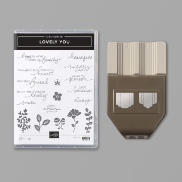 Stampin Up Lovely You Bundle