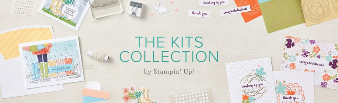 Stampin Up Kits Collection