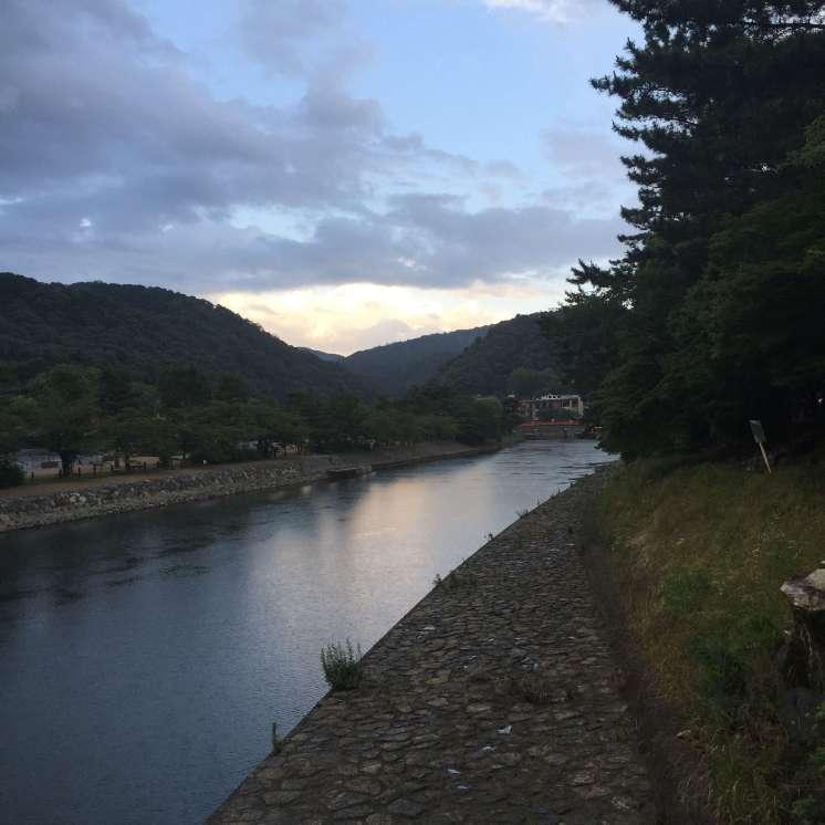 Uji-gawa river