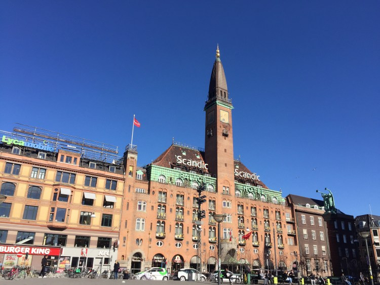 Scandic Palace Hotel - Weekend in Copenhagen