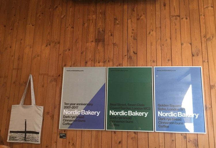 Wooden wall - Nordic Bakery