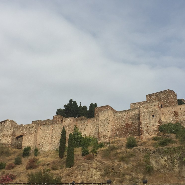 View of Alcazaba