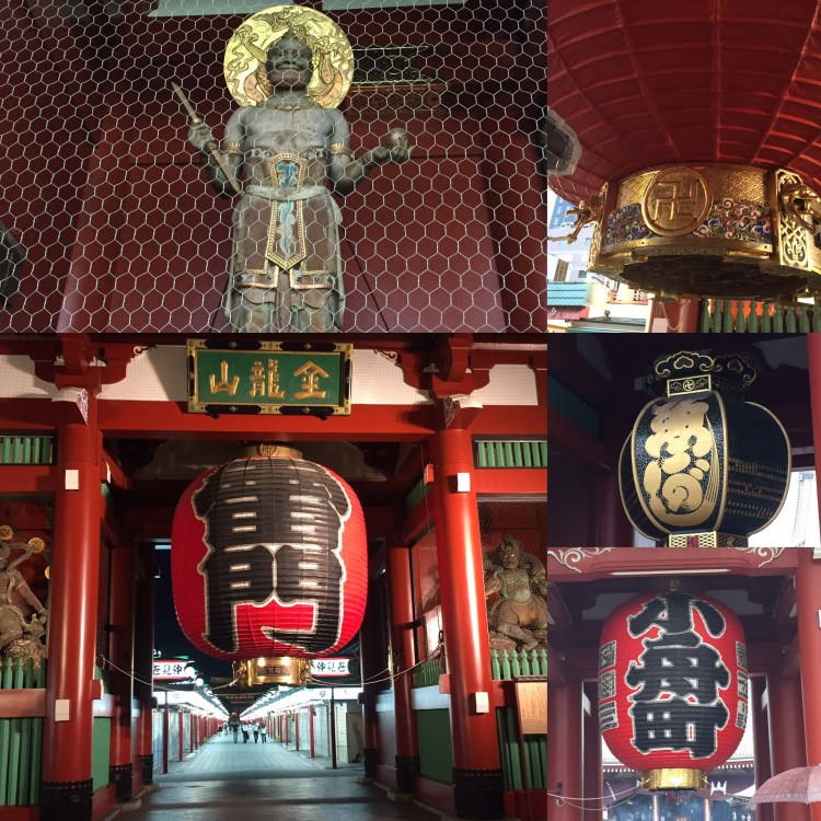 Kaminarimon (Thunder Gate)