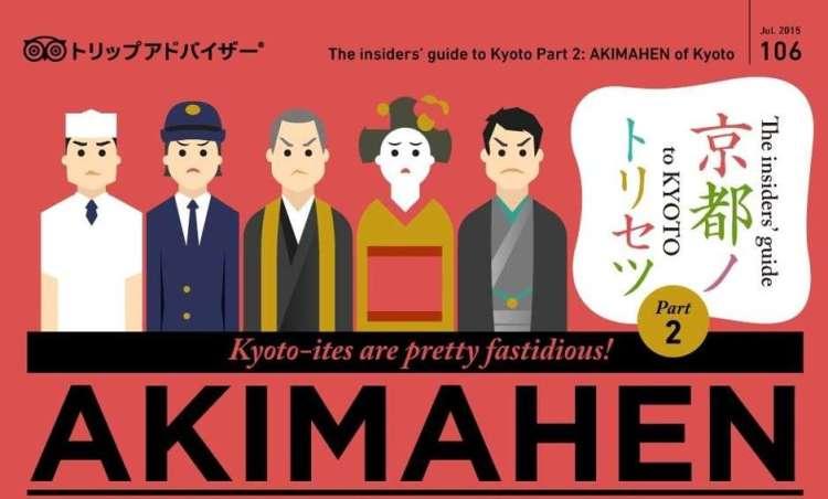 AKiMaHen (Don'ts) of Kyoto