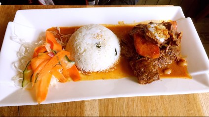 Thai food @ Khao San Rd