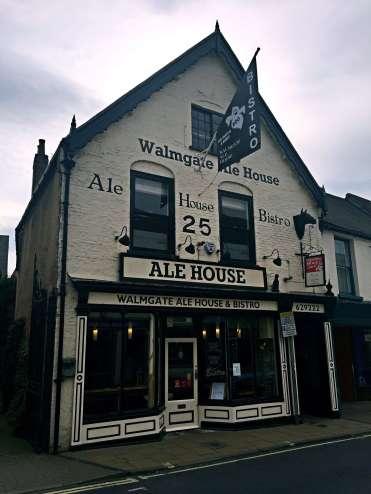 Pub in York