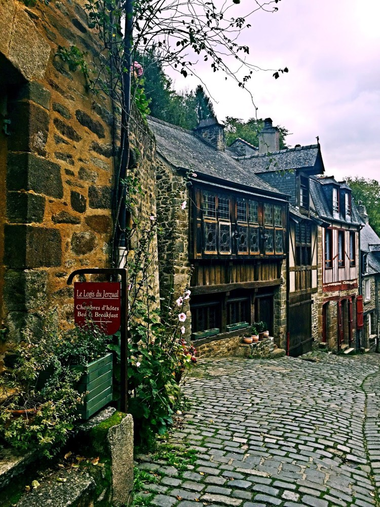 prettiest and charming towns in Brittany