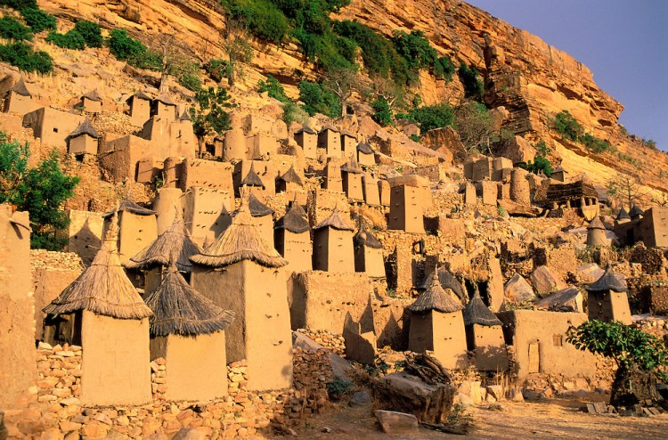 Mali, Dogon Country, Sangha area, Banani village