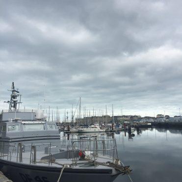 St Malo Port - Weekend in Saint-Malo