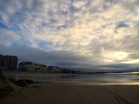 Cloudy Sky - Weekend in Saint-Malo