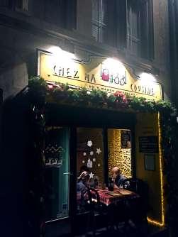 Chez ma Cousine - Weekend in Geneva