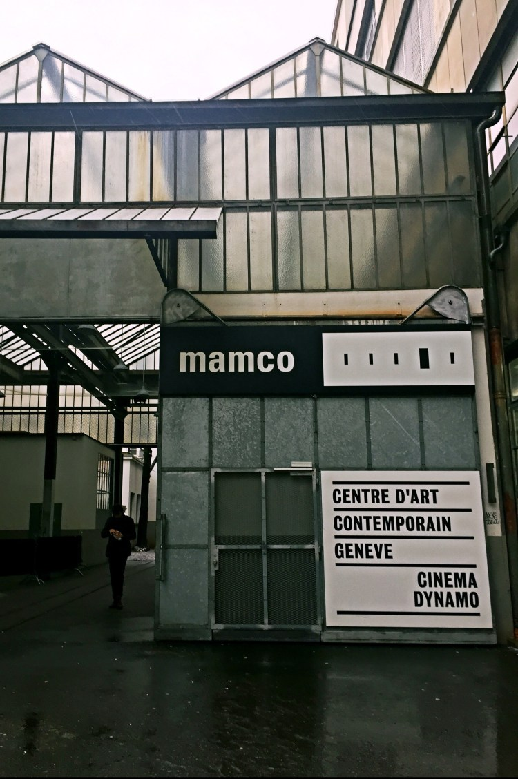 MAMCO - Weekend in Geneva