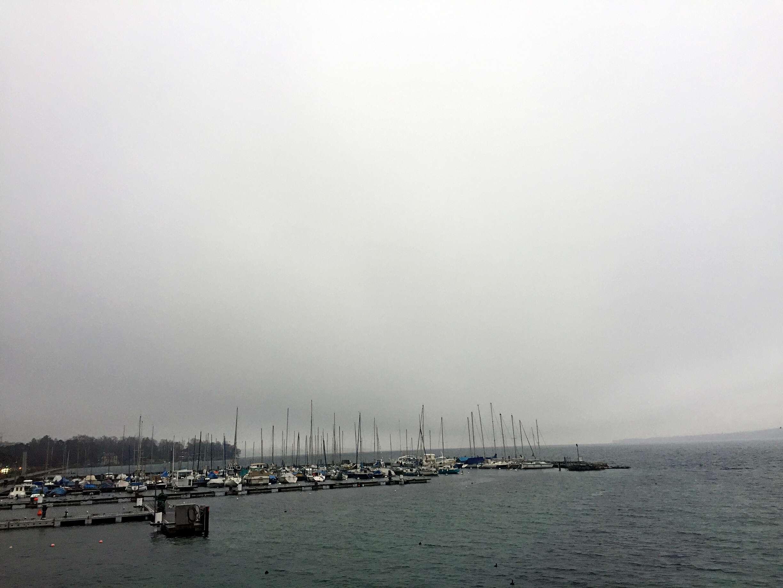 Weekend in Geneva