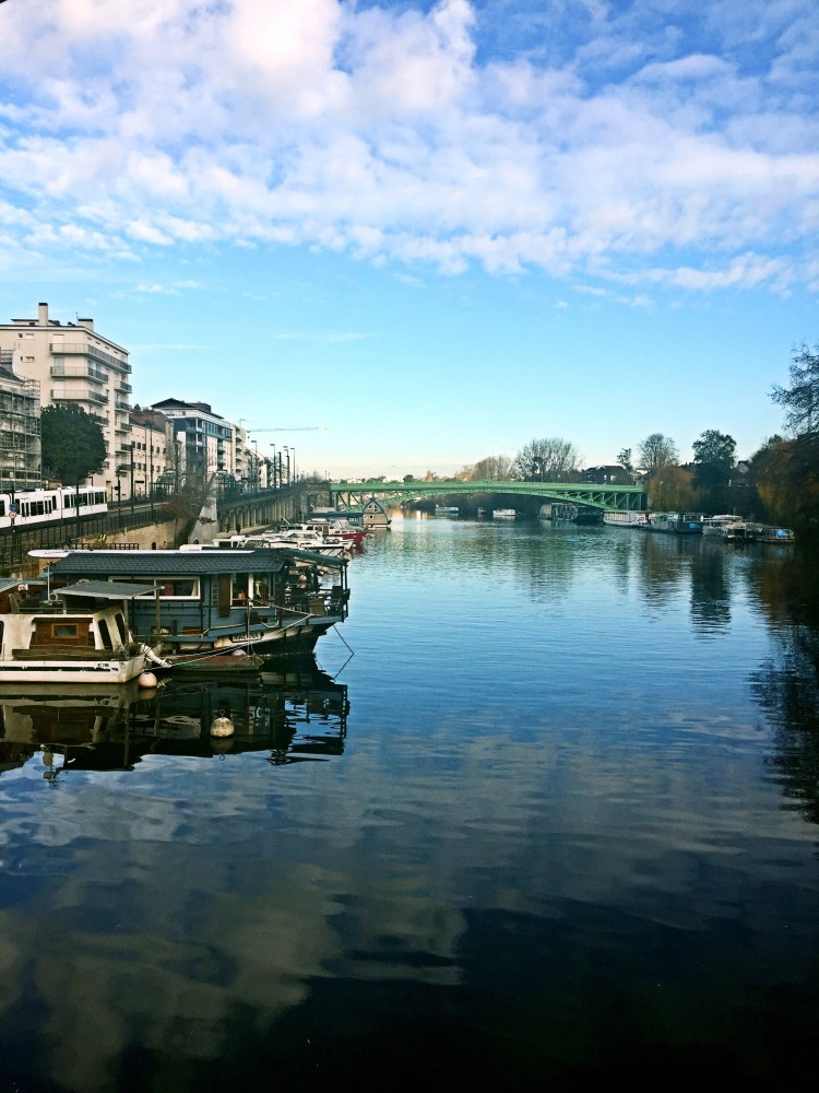 Ile St-Louis - things to do in Nantes