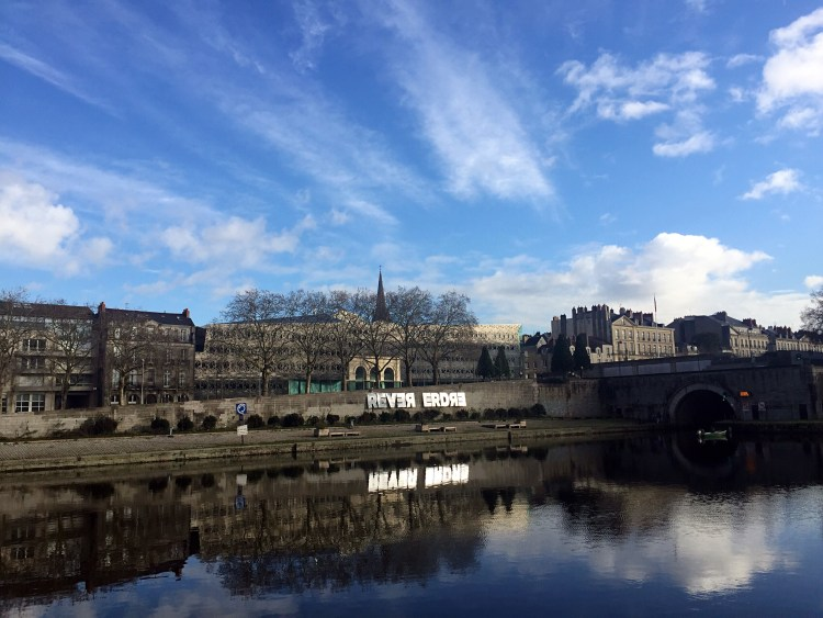 River Erdre - photo diary Nantes