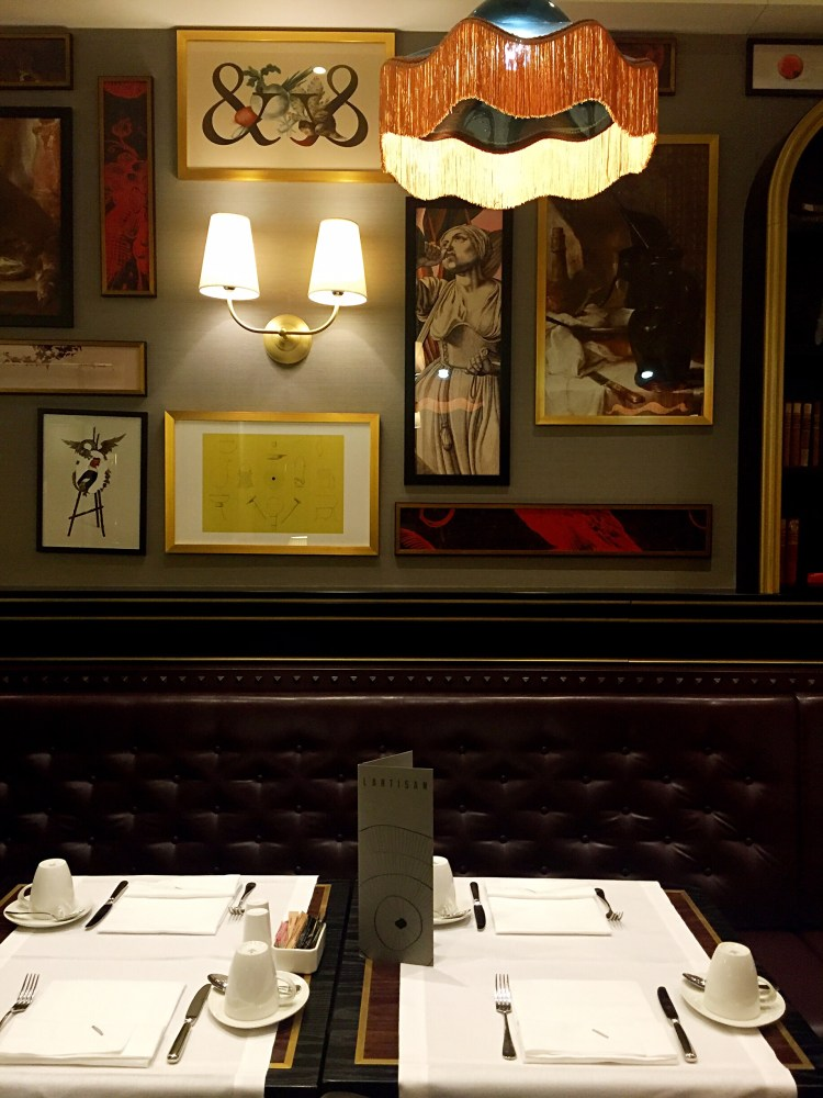 Restaurant - Hotel Rotary Geneva