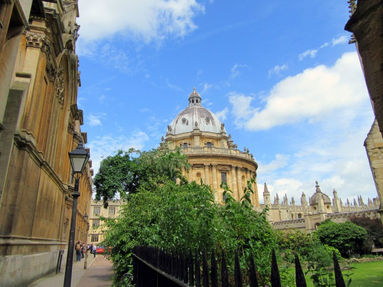 Oxford - day trip from London
