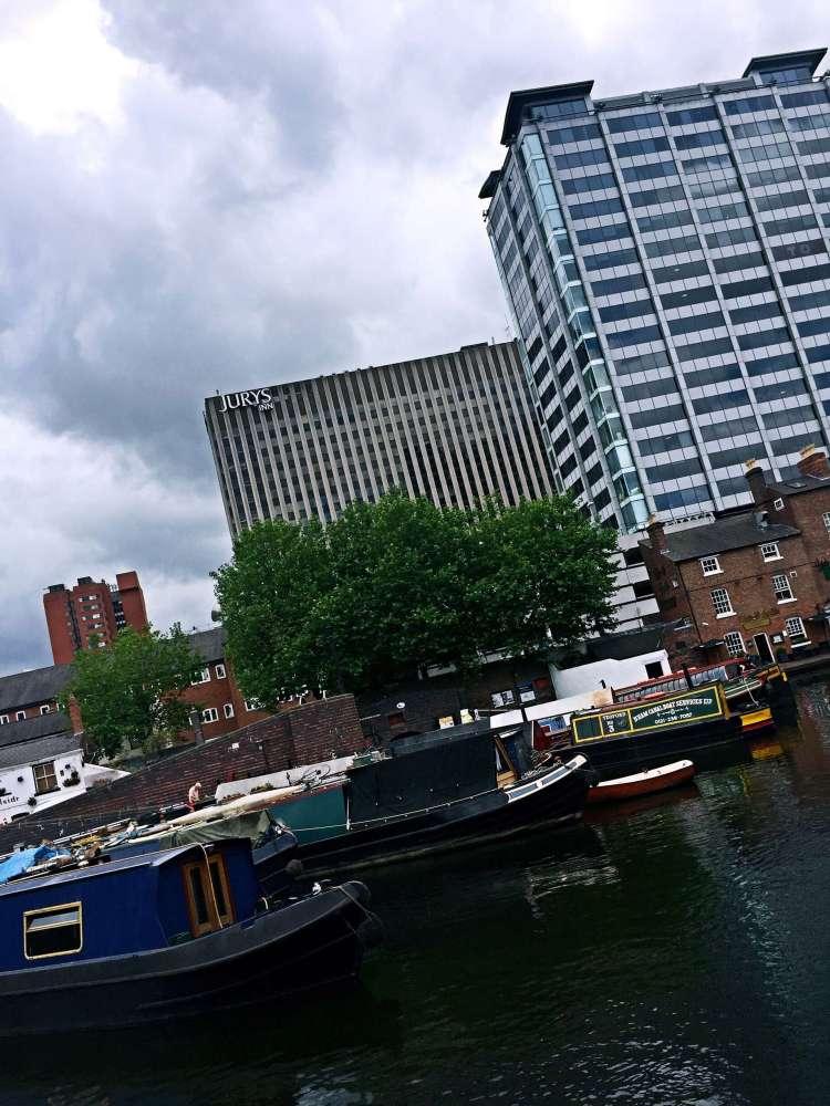 Gas Street Bassin - to do Birmingham