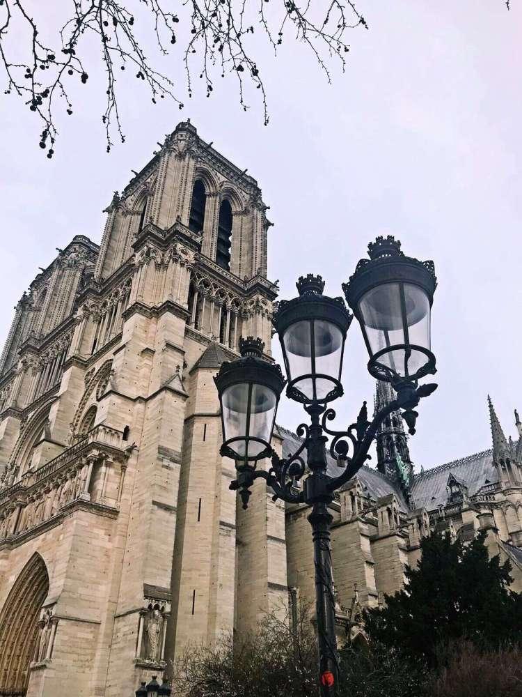 Notre Dame - Walking tour in Le Marais