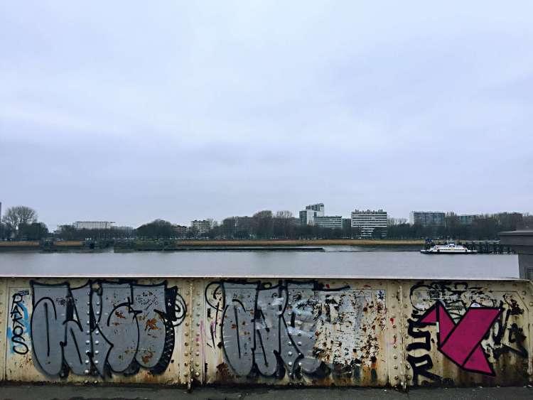River banks - 24 Hours in Antwerp
