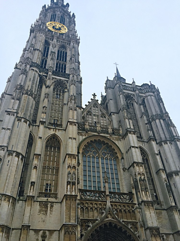 Cathedral of Our Lady - 24 Hours in Antwerp