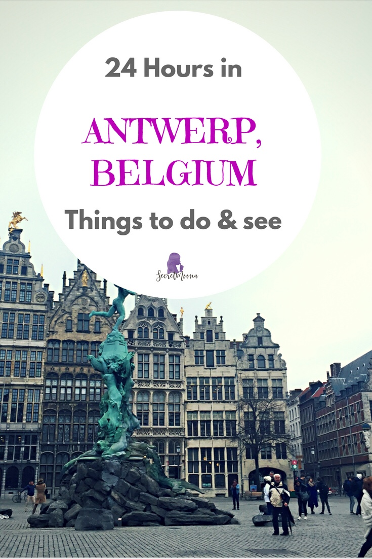 things to do , 24 hours in Antwerp