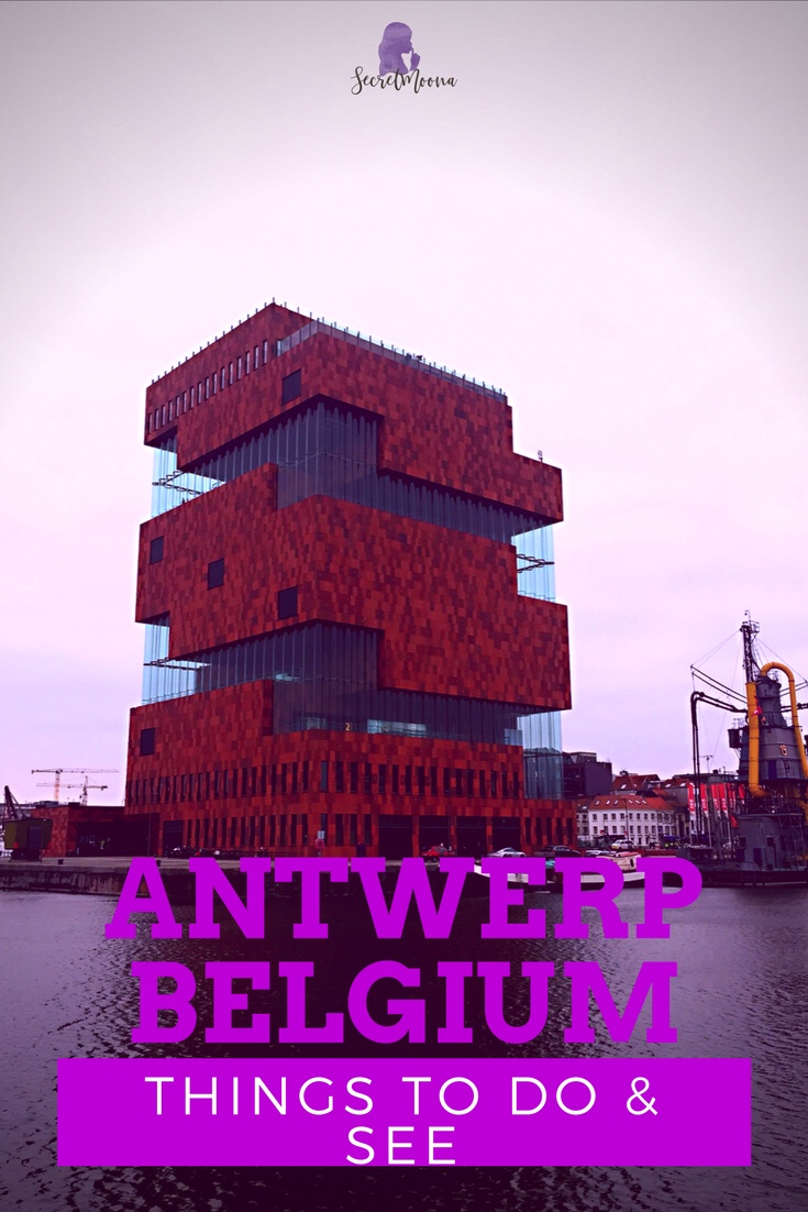 Antwep, Belgium - 24 Hours in Antwerp