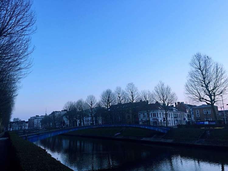 Cute bridge in Ghent's neighbourhood - reasons to visit Ghent
