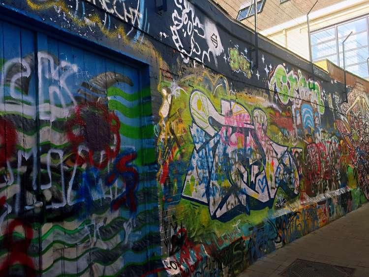 Werregarenstraat - Ghent street art