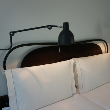 Bed at Miss Clara by Nobis - a day in Stockholm
