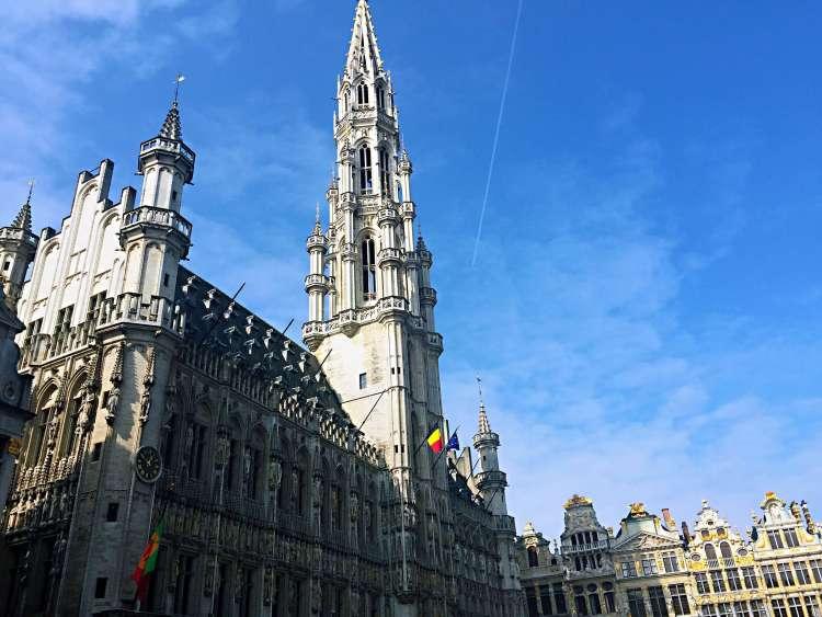 Brussels - Belgium photo diary
