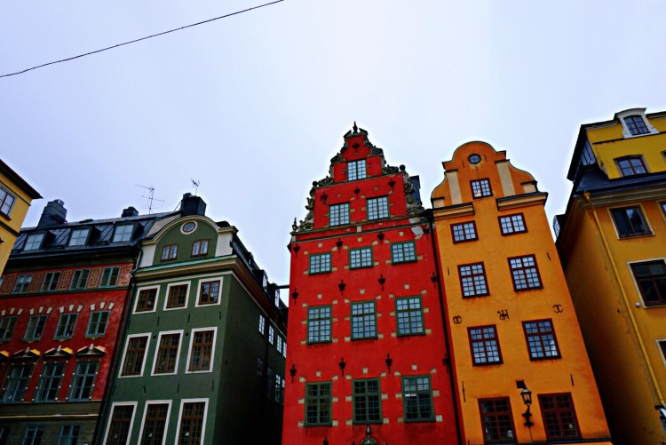 Stortorget - one day in Stockholm