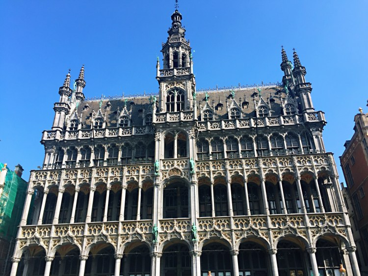 Grote Markt in Brussels - Brussels attractions