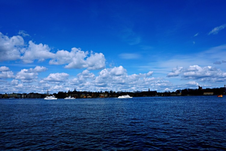 Lake Mälaren - one day in Stockholm