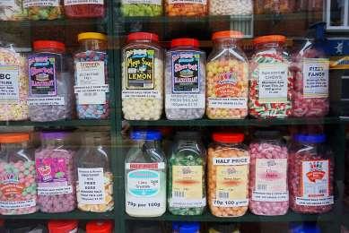 Sweet shop - Rye East Sussex