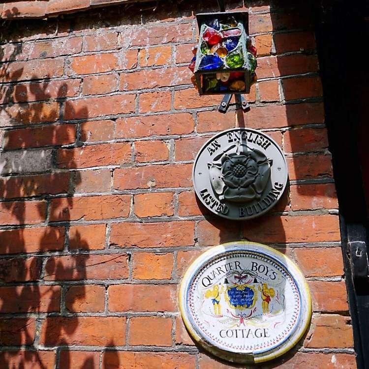 Cute door signs - Rye East Sussex