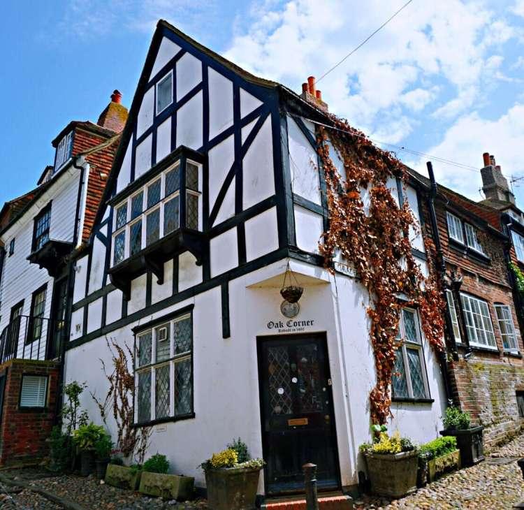Oak Corner in Rye - Rye East Sussex