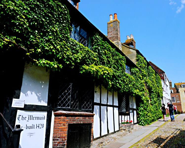 Old Mermaid Inn - Rye East Sussex