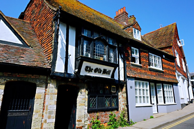 The Old Bell pub - Rye East Sussex