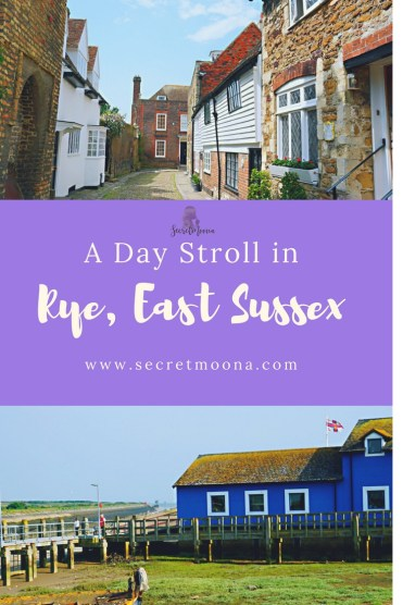 A Day Stroll in Rye, East Sussex