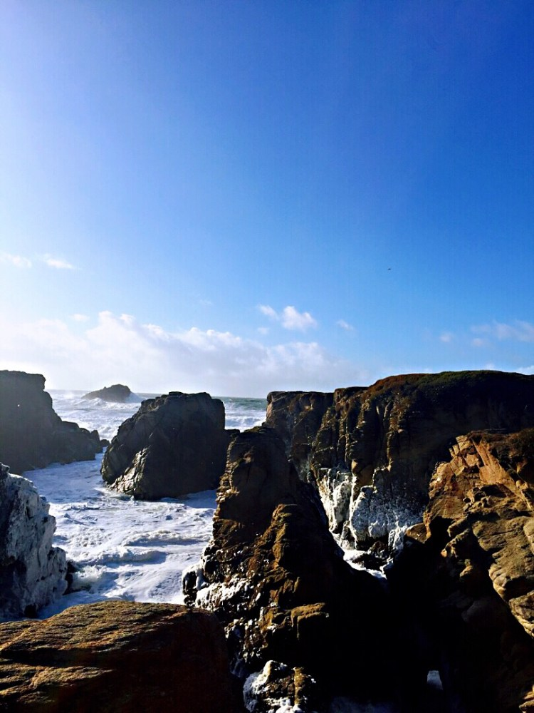 Saint-Pierre-Quiberon's rocks - Guide to the best tourist attractions, places in Brittany