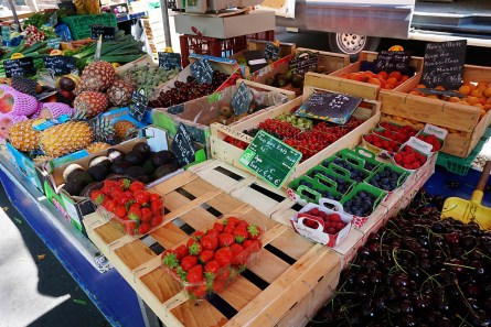 French fresh produce - SecretMoona - Reasons to love France