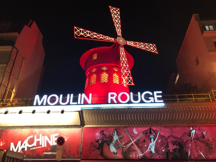 Moulin Rouge - SecretMoona - Reasons to love France