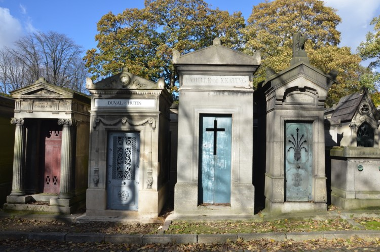 Paris-Pere-Lachaise - SecretMoona - Reasons to love France