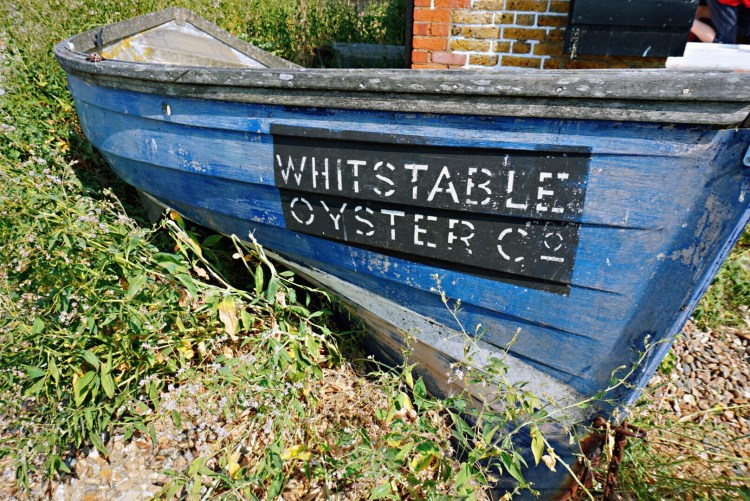 Whitstable Oyster Company - Whitstable day trip seaside town things to do