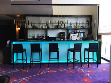 Bar at Crowne Plaza Corum - Things to do in Montpellier