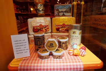 Cakes at La Cure Gourmande - Things to do in Montpellier
