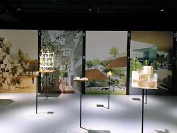 Exhibition by Sou Fujimoto - Japan House London