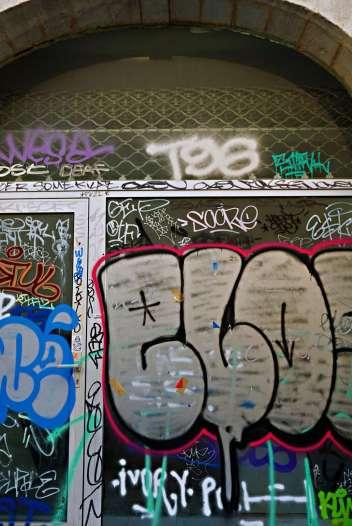 Graffiti - Street art Montpellier