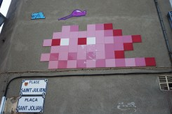 Space Invader - How to spend 24 hours in Toulouse